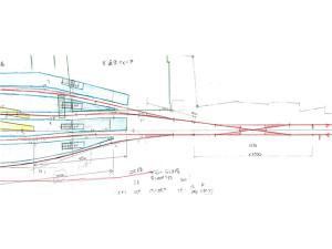 鉄道配線計画