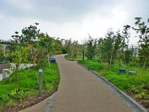 屋上庭園 造園計画、積算