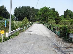 跨線橋 架替え前