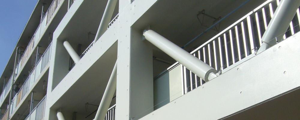 東京都住宅供給公社耐震改修設計