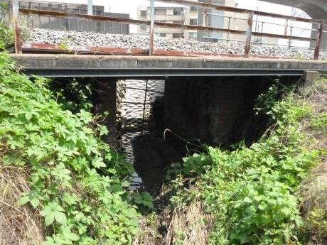 今泉水路敷設工事施工計画