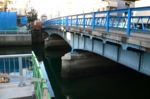 新竪川橋耐震補強工事積算